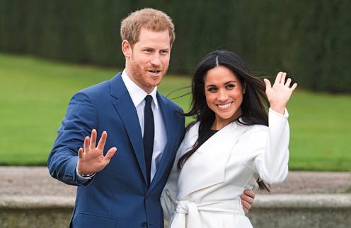 Свадьба года: Меган Маркл и принц Гарри отправляются под венец — ОНЛАЙН