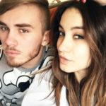 Виктория Дайнеко помирилась с бывшим мужем
