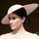 38602 Жена принца Гарри произвела фурор в мировой моде