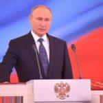 37614 Звезды поздравили Владимира Путина с четвертым сроком