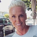 54-летняя экс-супруга Сильвестра Сталлоне родила пятого ребенка
