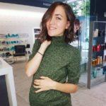 Беременная Мария Адоевцева устроила медовый месяц с мужем