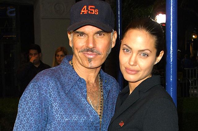40016 Билли Боб Торнтон рассказал, почему развелся с Анджелиной Джоли