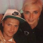 Дмитрий Тарасов похвастался молодой мамой