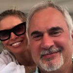 40631 Как Вера Брежнева и Альбина Джанабаева с мужьями проводят лето: день рождения Валерия Меладзе и отдых в Италии