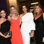 Кейт Бланшетт, Синди Кроуфорд, Майли Сайрус, Дженнифер Энистон и другие гости премии AFI Life Achievement Award
