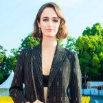 «Кинотавр-2018»: Ольга Зуева призналась в любви Даниле Козловскому на премьере фильма «На районе»