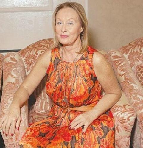 Лариса Удовиченко стремительно теряет зрение