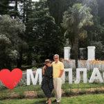 #ЛучшееМестоНаЗемле: Татьяна Навка и Дмитрий Песков отдыхают с дочерью в Крыму