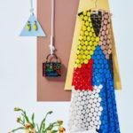 Лукбук стилистов «Афимолла»: буйство красок