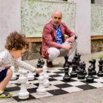 Михаил Грушевский: «Сын укрепил наш с Женей брак»