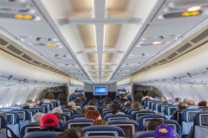 Незабываемый полет! Все пассажиры хохотали до слез!