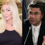 Николай Цискаридзе заставил Анастасию Волочкову похудеть
