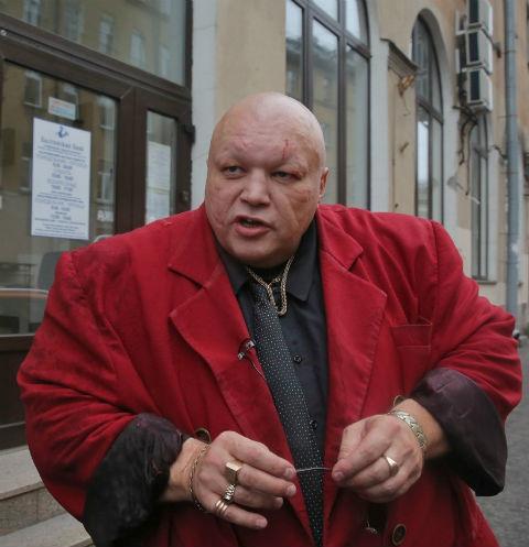 Предполагаемый отец Сергея Зверева-младшего готов сдать ДНК-тест