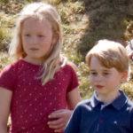 39974 Принц Джордж вновь пострадал от рук своей старшей сестры Саванны Филлипс: видео