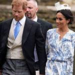 Принц Гарри и Меган Маркл затмили всех на аристократической свадьбе