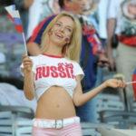 40708 Самая красивая российская болельщица рыдала после грязных слухов