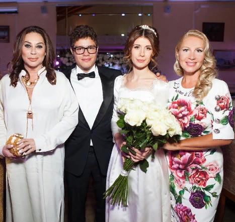 Сын Бориса Немцова сыграл свадьбу