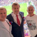 40069 «Только победа»: как российские звезды болеют за сборную на Чемпионате мира по футболу