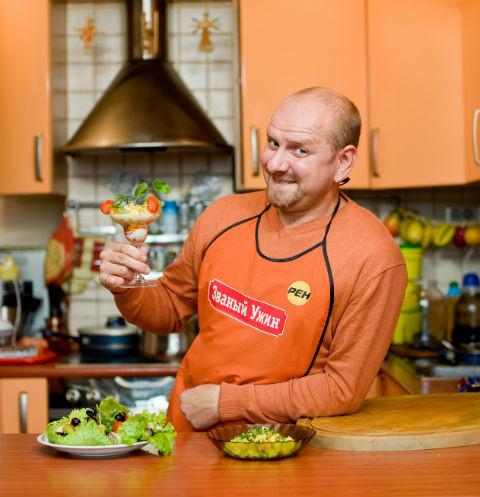 Ведущему программы «Званый ужин» скоро будет нечего есть