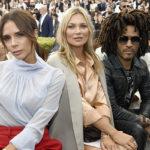 Виктория Бекхэм, Наталья Водянова, Роберт Паттинсон, Белла Хадид и другие звезды на показе Dior в Париже