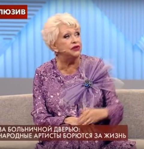 Жена Караченцова устроила скандал, встретившись с участниками ДТП
