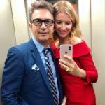 Жена Валерия Сюткина рассказала о ссоре с певцом