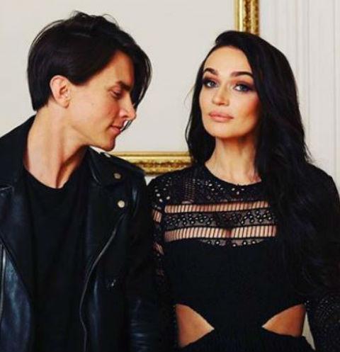 Алена Водонаева обвенчалась с мужем