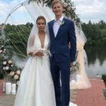Анна Погорилая вышла замуж за Андрея Невского