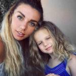 42118 Анна Седокова встретилась с дочерью в день ее рождения