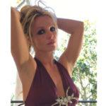 Бритни Спирс оголила грудь во время концерта
