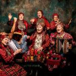 41109 «Бурановские бабушки» устроили гламурную фотосессию
