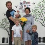 41743 Бывшая жена Вальтера Соломенцева о третьем сыне: «В графе «отец» стоит прочерк»
