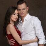 41568 Дмитрий Тарасов и Анастасия Костенко стали родителями