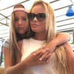 42453 Дочь Даны Борисовой: «Я хочу жить с мамочкой»