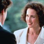 Хью Грант и Энди Макдауэл обсуждают съемки сиквела романтической комедии «Четыре свадьбы и одни похороны»