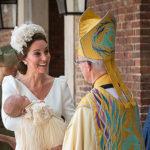 Кейт Миддлтон рассказала о характере принца Луи в день его крещения