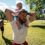 Конор Макгрегор станет отцом во второй раз