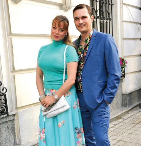 Наталья Громушкина рассталась с мужем