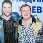 41308 Сергей Пенкин поздравил Владимира Брилева с днем рождения