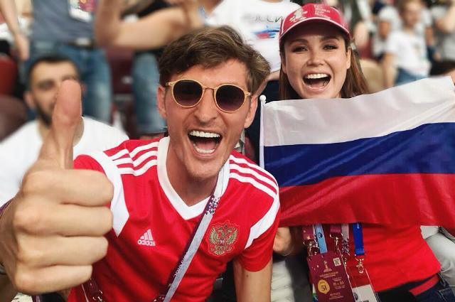«Спасибо»: Пугачева, Киркоров, Гагарина, Лазарев, Утяшева и другие звезды поблагодарили сборную России за красивую игру