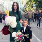 Сын Алены Водонаевой заработал 20 тысяч рублей