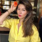 42692 Марина Ким: «Официально я не замужем»
