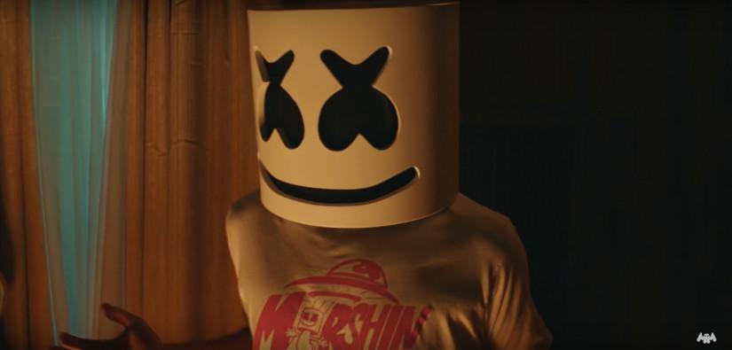 Marshmello — Stars, новый клип