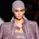42849 Неделя моды в Нью-Йорке: Джиджи Хадид и Кайя Гербер на показе Tom Ford