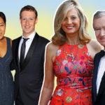 Жены миллиардеров: на ком женаты лидеры рейтинга Forbes