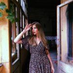 Алеся Кафельникова позирует полностью обнаженной в новой фотосессии