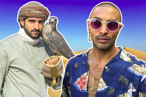 Восточные из сказки: самые привлекательные принцы и шейхи