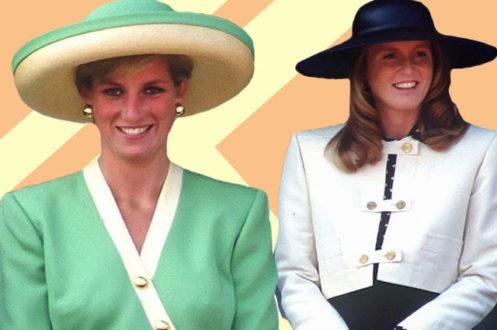 43580 До Кейт и Меган: все об отношениях принцессы Дианы и Сары Фергюсон