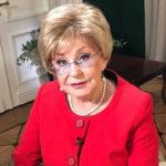 Ангелина Вовк объяснила, почему не приехала на похороны мужа